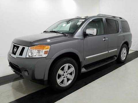 2014 Nissan Armada for sale in Woods Cross, UT