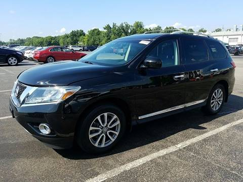 2014 Nissan Pathfinder for sale in Woods Cross, UT