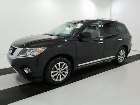 2015 Nissan Pathfinder for sale in Woods Cross, UT