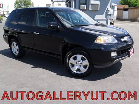 2006 Acura MDX for sale in Woods Cross, UT