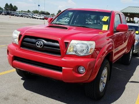 2005 Toyota Tacoma for sale in Woods Cross, UT