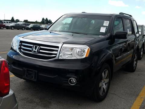 2012 Honda Pilot for sale in Woods Cross, UT