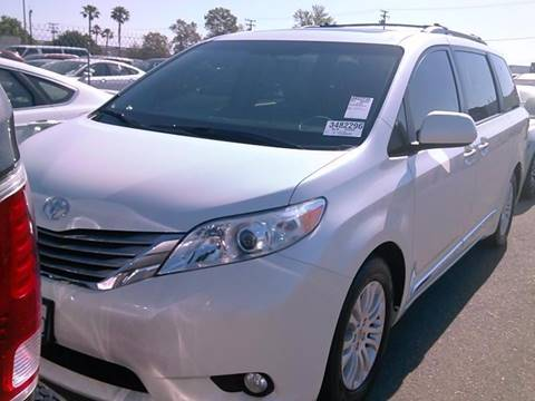 2015 Toyota Sienna for sale in Woods Cross, UT