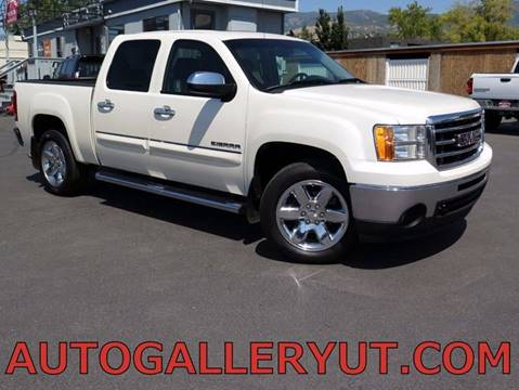 2013 GMC Sierra 1500 for sale in Woods Cross, UT