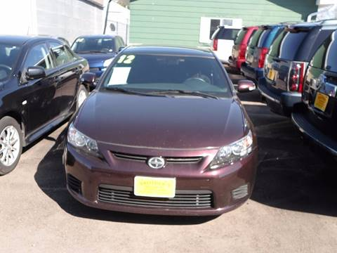2012 Scion tC for sale at Brothers Used Cars Inc in Sioux City IA