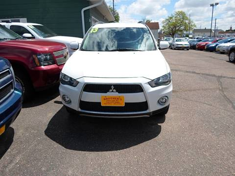 2013 Mitsubishi Outlander for sale in Sioux City, IA