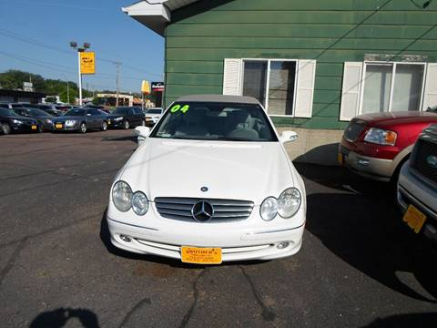 2004 Mercedes-Benz CLK for sale in Sioux City, IA