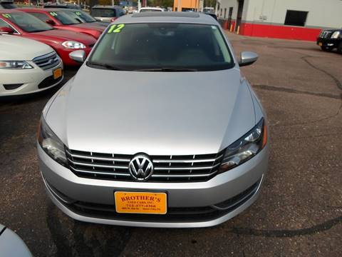 2012 Volkswagen Passat for sale in Sioux City, IA