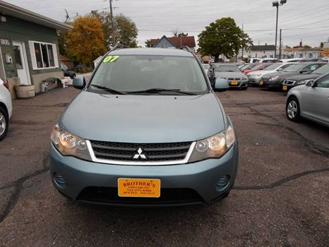 2007 Mitsubishi Outlander for sale in Sioux City, IA