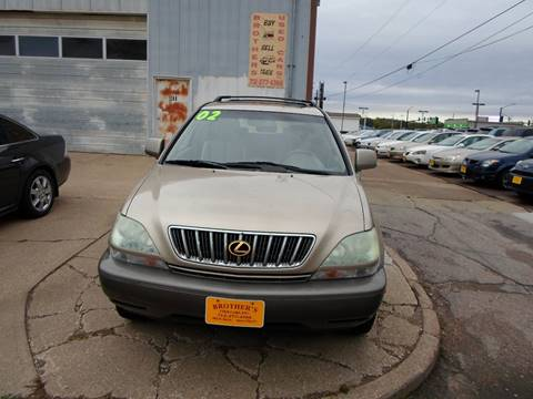 2002 Lexus RX 300 for sale in Sioux City, IA