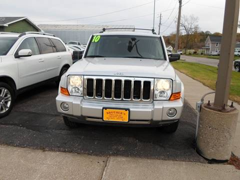 2010 Jeep Commander for sale in Sioux City, IA