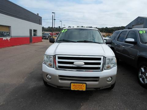 2007 Ford Expedition for sale at Brothers Used Cars Inc in Sioux City IA