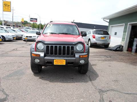 2003 Jeep Liberty for sale in Sioux City, IA
