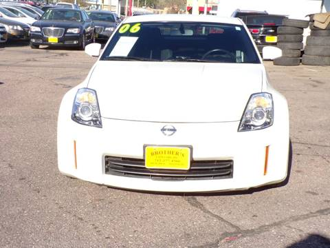 2006 Nissan 350Z for sale in Sioux City, IA