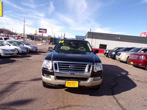2006 Ford Explorer for sale in Sioux City, IA