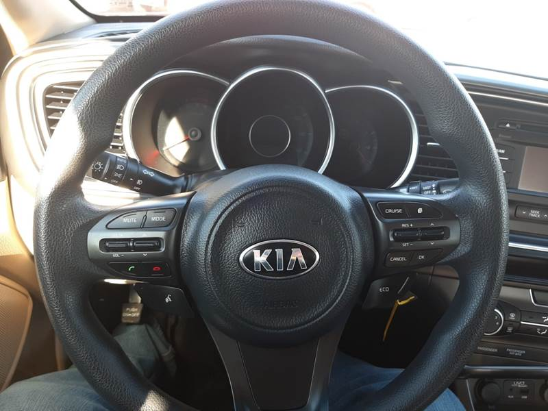 2014 Kia Optima LX (image 14)