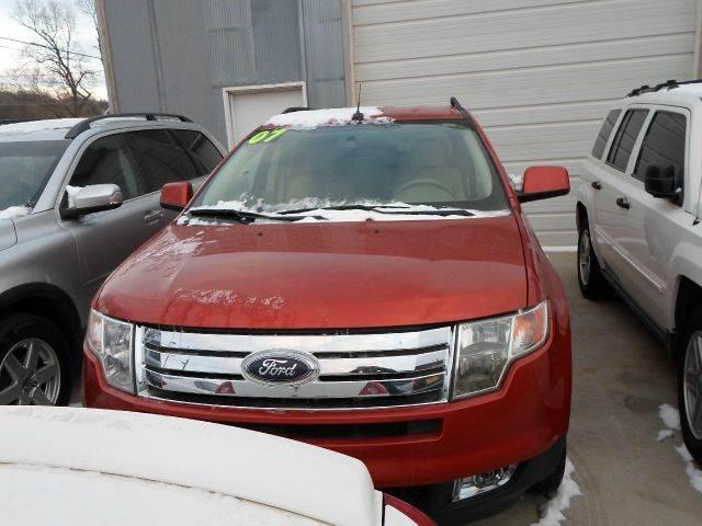 Ford Edge Sel Dr Suv Sioux City Ia