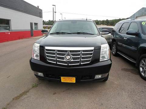 2007 Cadillac Escalade for sale at Brothers Used Cars Inc in Sioux City IA