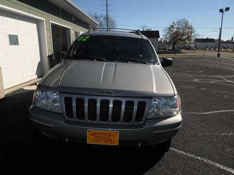 2002 Jeep Grand Cherokee for sale in Sioux City, IA