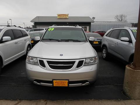2009 Saab 9-7X for sale at Brothers Used Cars Inc in Sioux City IA