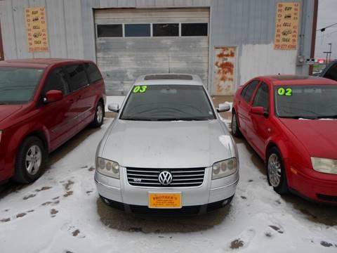2003 Volkswagen Passat for sale in Sioux City, IA