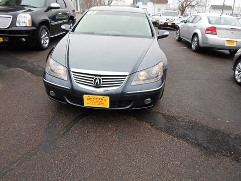 2005 Acura RL for sale in Sioux City, IA
