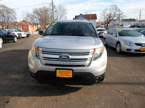 2012 Ford Explorer for sale in Sioux City, IA