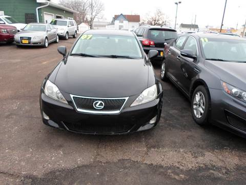 2007 Lexus IS 250 for sale in Sioux City, IA