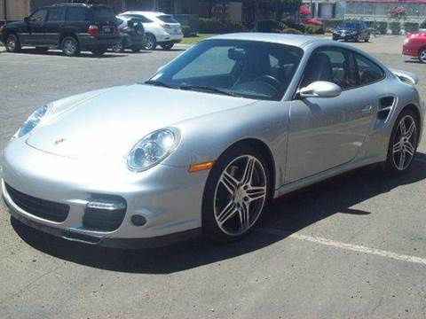 2007 Porsche 911 for sale at CA Lease Returns in Livermore CA