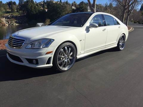 2008 Mercedes-Benz S-Class for sale at CA Lease Returns in Livermore CA