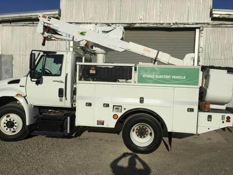 2010 International 4300 for sale at CA Lease Returns in Livermore CA