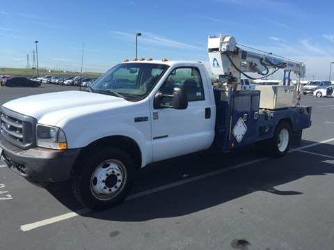 2002 Ford F-450 Super Duty for sale at CA Lease Returns in Livermore CA