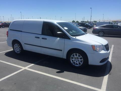 2014 RAM C/V for sale at CA Lease Returns in Livermore CA