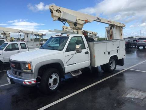 2000 GMC Sierra 3500 for sale at CA Lease Returns in Livermore CA