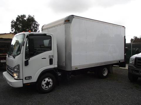 2011 Isuzu NPR for sale at CA Lease Returns in Livermore CA