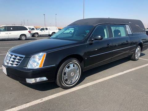 2009 Cadillac DTS Pro for sale in Livermore, CA