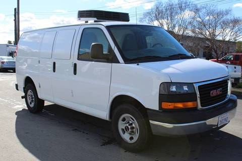 2015 GMC Savana Cargo for sale in Livermore, CA