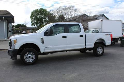 2018 Ford F-250 Super Duty for sale at CA Lease Returns in Livermore CA