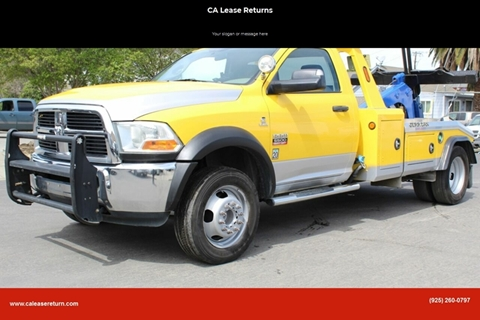 2011 RAM Ram Chassis 5500 for sale in Livermore, CA