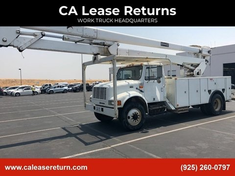 2000 International 4700 for sale in Livermore, CA