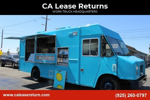 2016 Ford Stripped Chassis for sale at CA Lease Returns in Livermore CA