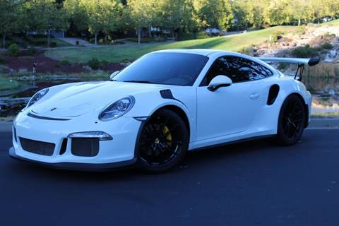 2012 Porsche 911 for sale at CA Lease Returns in Livermore CA
