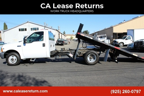 1999 Ford F-350 Super Duty for sale at CA Lease Returns in Livermore CA