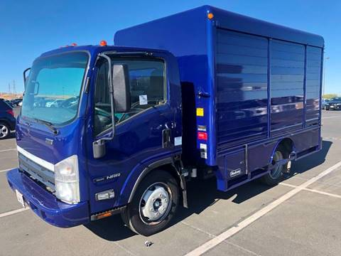 2009 Isuzu NRR for sale at CA Lease Returns in Livermore CA