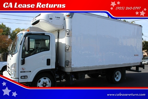 2017 Isuzu NRR for sale at CA Lease Returns in Livermore CA