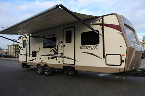 2017 Rockwood Ultra Light M-2702SS for sale at CA Lease Returns in Livermore CA