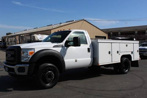 2012 Ford F-450 Super Duty for sale at CA Lease Returns in Livermore CA