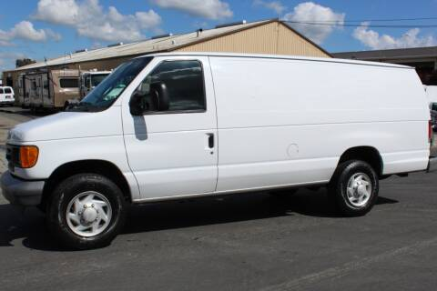 2007 Ford E-Series Cargo for sale at CA Lease Returns in Livermore CA