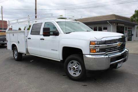 2016 Chevrolet Silverado 2500HD for sale at CA Lease Returns in Livermore CA