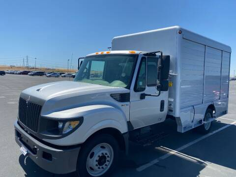 2013 International TerraStar for sale at CA Lease Returns in Livermore CA